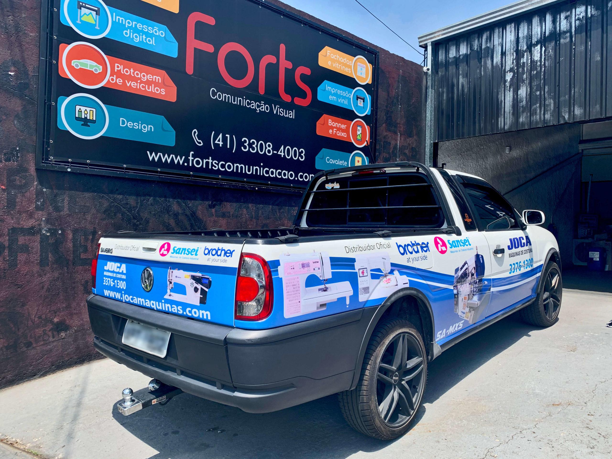 Forts Comunicação Visual: Serviços